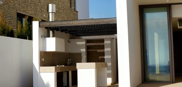 robuste outdoor k che k chenkompass. Black Bedroom Furniture Sets. Home Design Ideas