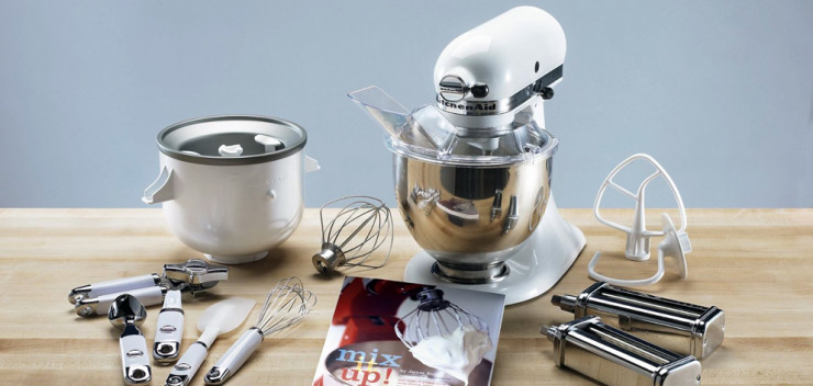 KitchenAid Classic Mixer (Bild: Kitchenaid UK)