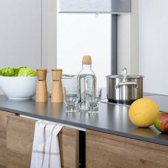 Nobilia Küche Mit Kochinsel Und Hochschränken