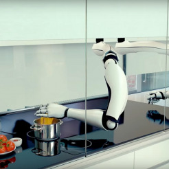 Moley Robotic Kitchen Foto: Olga Nasalskaya