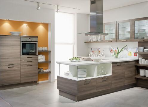 k chen und wohnen k chenkompass. Black Bedroom Furniture Sets. Home Design Ideas