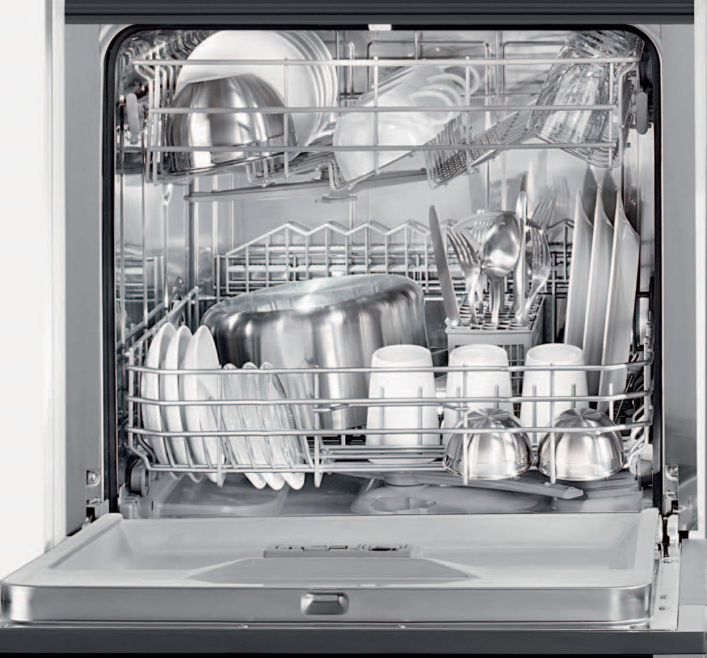 Bevorzugt Geschirrspüler machen sich klein und kleiner - Küchenkompass QD14