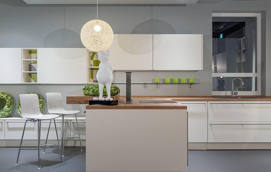 Magnolie als Küchenfarbe - Küchenkompass