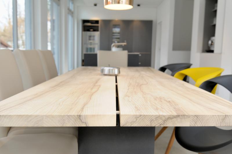 Groser Esstisch Massivholz ~ Groer esstisch massivholz. affordable schlichter grosser tisch aus