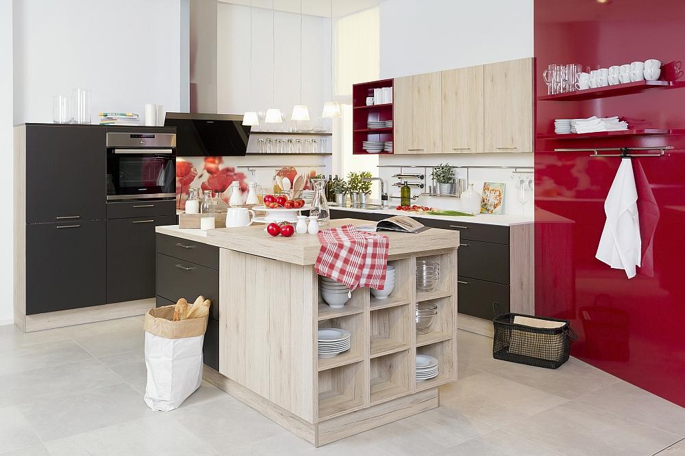 platz f rs inselparadies zuhause k chenkompass. Black Bedroom Furniture Sets. Home Design Ideas
