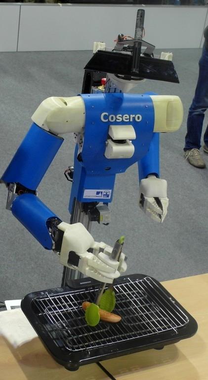 Wann kommt der kochroboter in die k che k chenkompass for Koch roboter