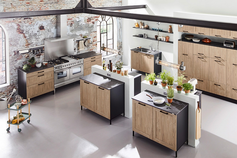 modulare k chen hochflexible konzeptk chen k chenkompass. Black Bedroom Furniture Sets. Home Design Ideas