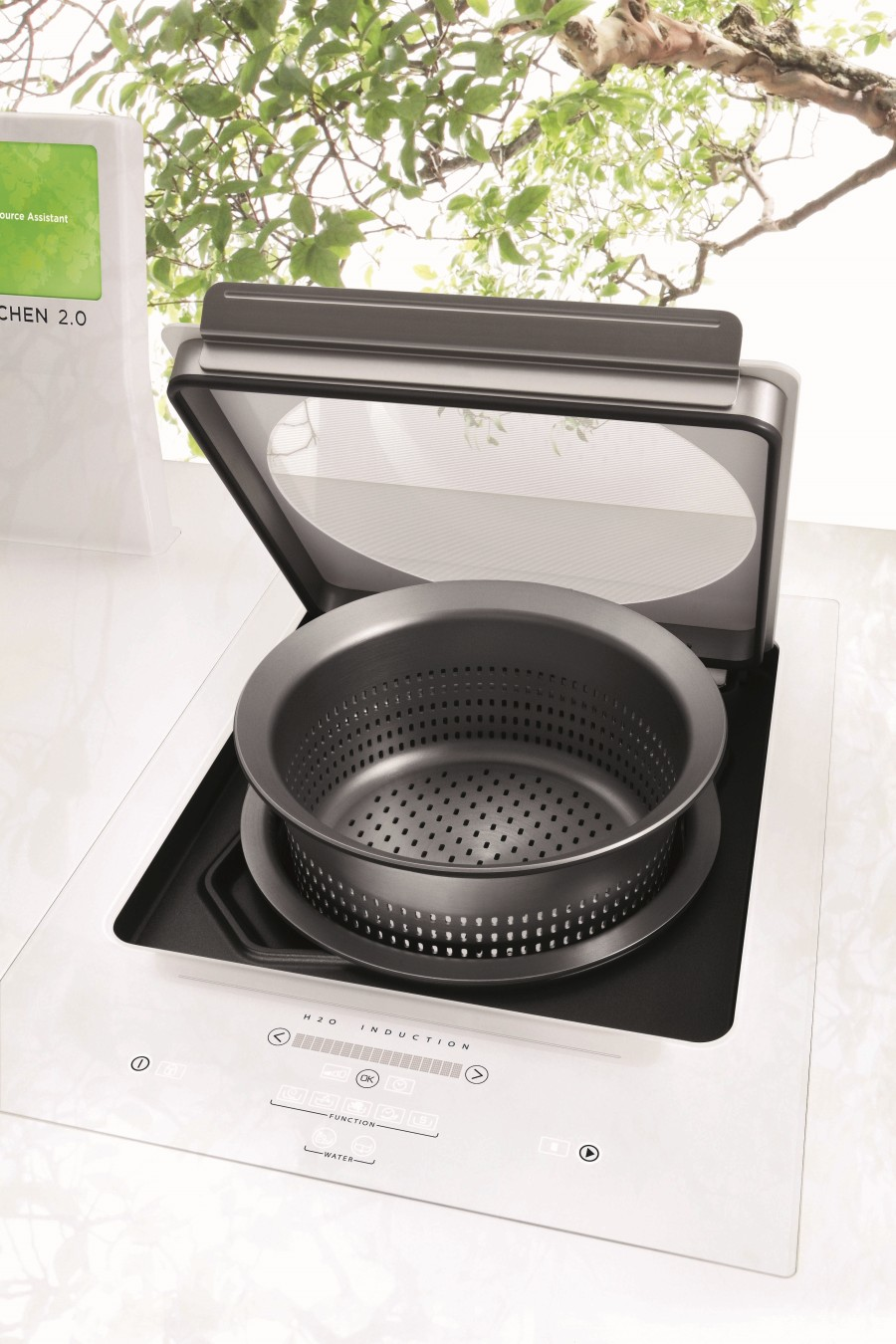 Bauknecht GREENKITCHEN 2.0_H2O Cooking_III Optimum Garer