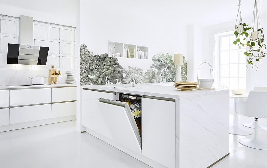 Tapete in der Küche - Küchenkompass